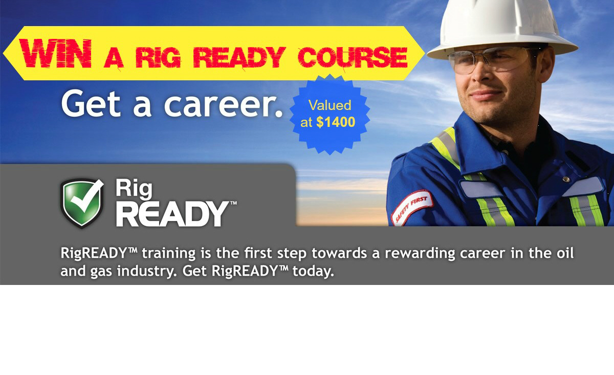 Win a Rig Ready Course