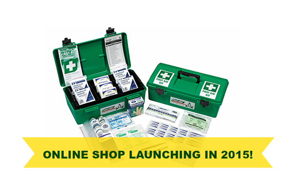 Online Shop Launch Promo Web